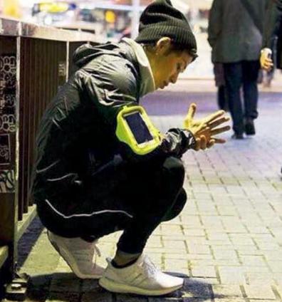 TAKUYA∞の靴がファンに直撃?(好きなブランド)。人をピアスの数で判断しない